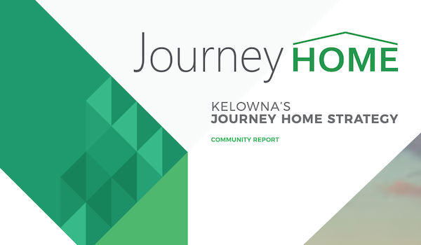 Detail from the cover of the Journey Home Strategy report