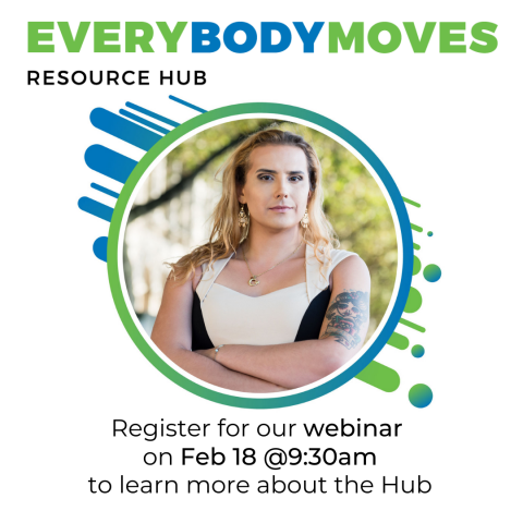 BC Alliance for Healthy Living EverybodyMoves Resource Hub